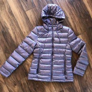 Andrew Marc packable lightweight coat